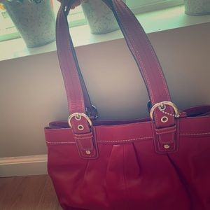 Coach Business Tote